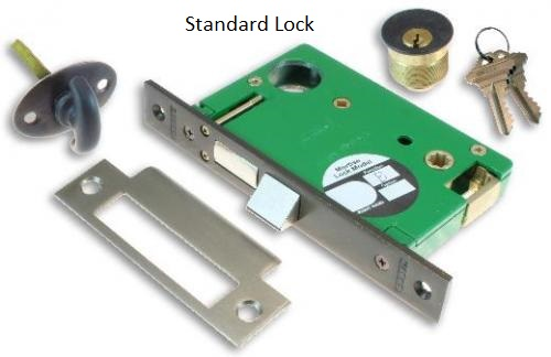 Mortise Locks for Thumb latches