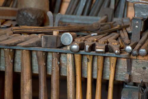 Hammer Handles:  A living thing....  Part Two