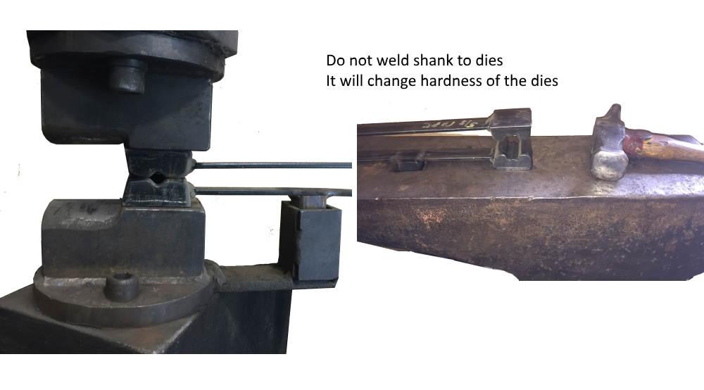 Will this Spring Swage work on an anvil???